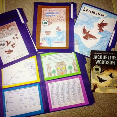 Locomotion Book Project- Perfect Examples!